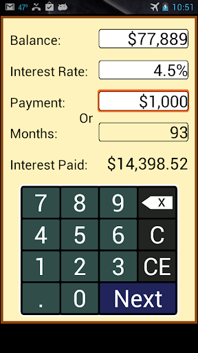 Hewlett Packard 12C Financial Calculator on the App Store