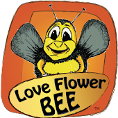 The Love Flower BEE