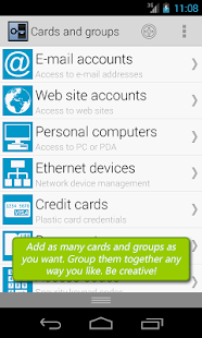 Secure Vault, Password Manager- screenshot thumbnail