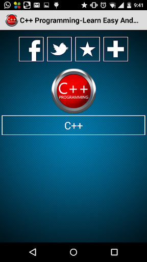 C++ Programming-LENQ