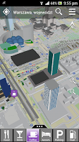 Screenshot of OSG-Maps 3D