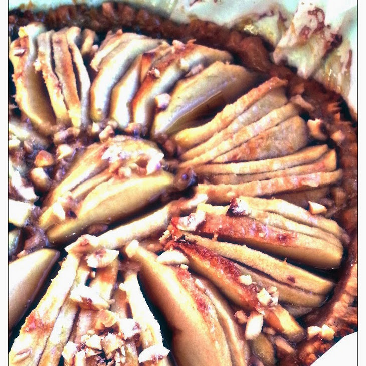 Apple and Soy Pie Recipe