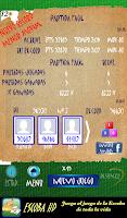 Screenshot of Solitario Español