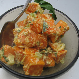 Creamy Dijon Sweet Potato Salad.