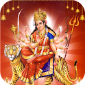 Durga Maa Live Wallpaper HD icon