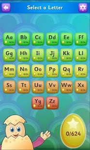 Eggy Alphabet - screenshot thumbnail