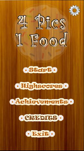 4 Pics 1 Food