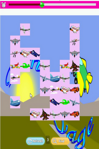 Planes Match Race