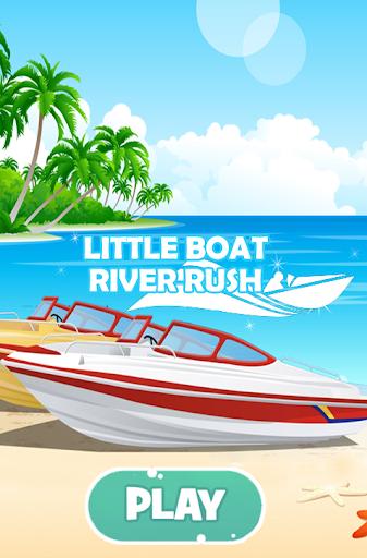 Little Boat River Rush Racing