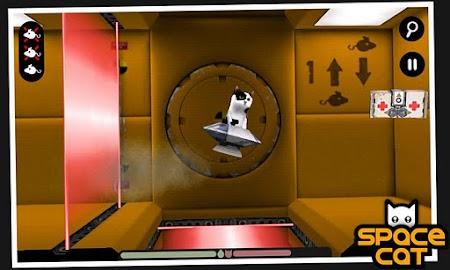 SpaceCat (3D) Screenshot 2