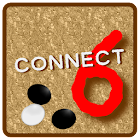 CONNECT6 - rokumoku-narabe icon
