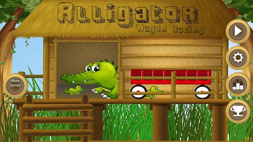 Alligator Wagon Racing