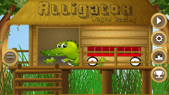 Alligator Wagon Racing- screenshot thumbnail