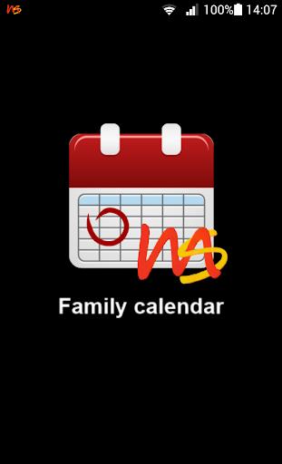 Family calendar Lite
