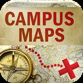 Arizona State Campus Map (ASU)