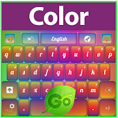 GO Keyboard Color
