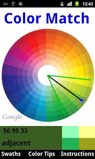 Color Match for Nexus Four