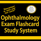 Ophthalmology Exam Flashcards