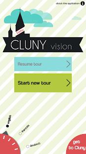 Cluny Vision Demo- screenshot thumbnail