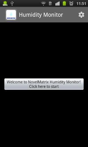 Humidity Monitor - Sensors