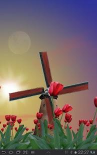 Tulip Windmill Free- screenshot thumbnail