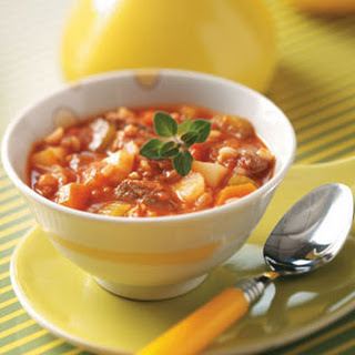 Italian Beef Barley Stew Recipe