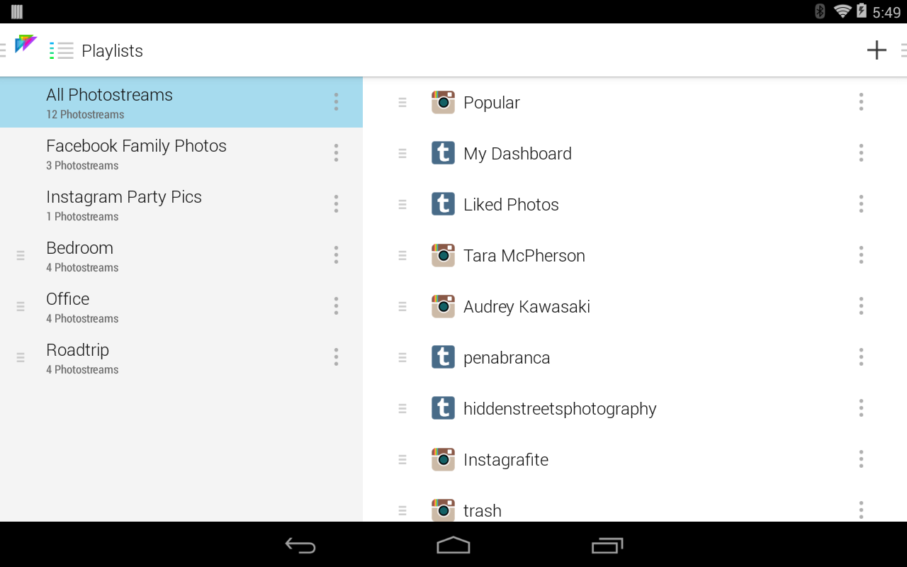 Dayframe Prime (photo frame) - screenshot