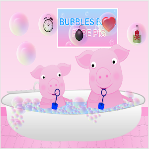 Bubbles Bath Pepe Pig for PC and MAC