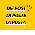 Swiss Post App icon
