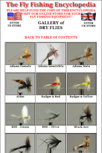Fly Fishing Encyclopedia screenshot 1