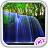 Waterfall Magic Live Wallpaper