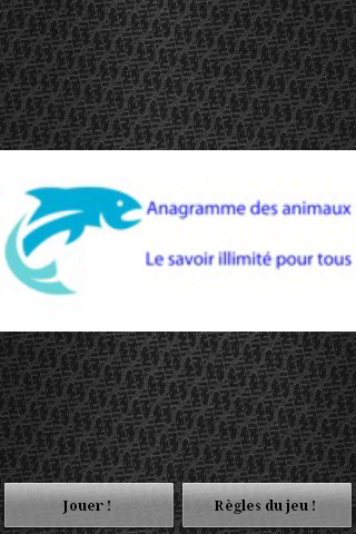 Anagramme des animaux Free