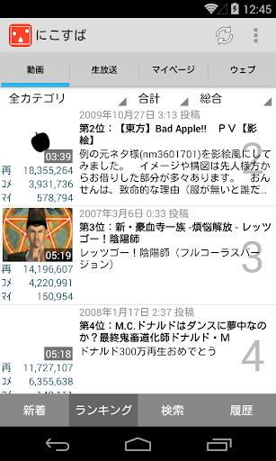 にこすぱ ニコニコ動画/ニコニコ生放送 プレイヤー