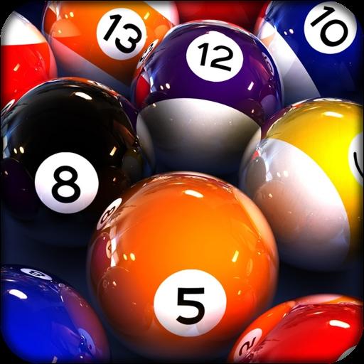 免費的台球遊戲 LOGO-APP點子