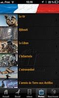 Screenshot of Armée de Terre