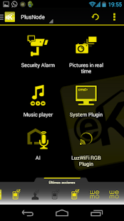REMOTE Alarm & Home Automation - screenshot thumbnail