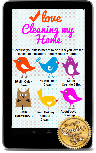 love cleaning house - android apps on google play