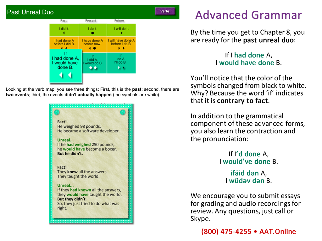 A-Z Grammar- screenshot