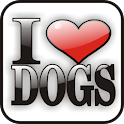 I Love Dogs doo-dad logo