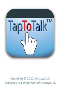 TapToTalk- screenshot thumbnail
