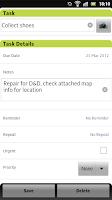 Screenshot of Todo List - Tasks N Todo's
