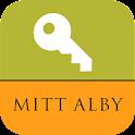 Mitt Alby Mina sidor icon