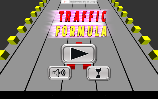 Traffic Formula
