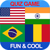Brain Game - Worlds Flags Free