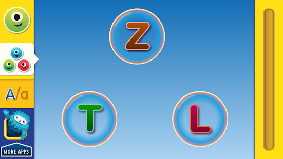 ABC POP! Learning the Alphabet- screenshot thumbnail