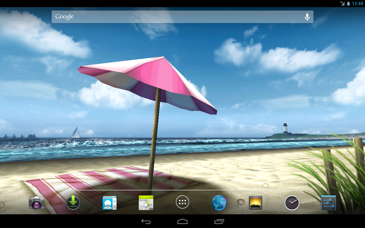 My Beach HD screenshot #15