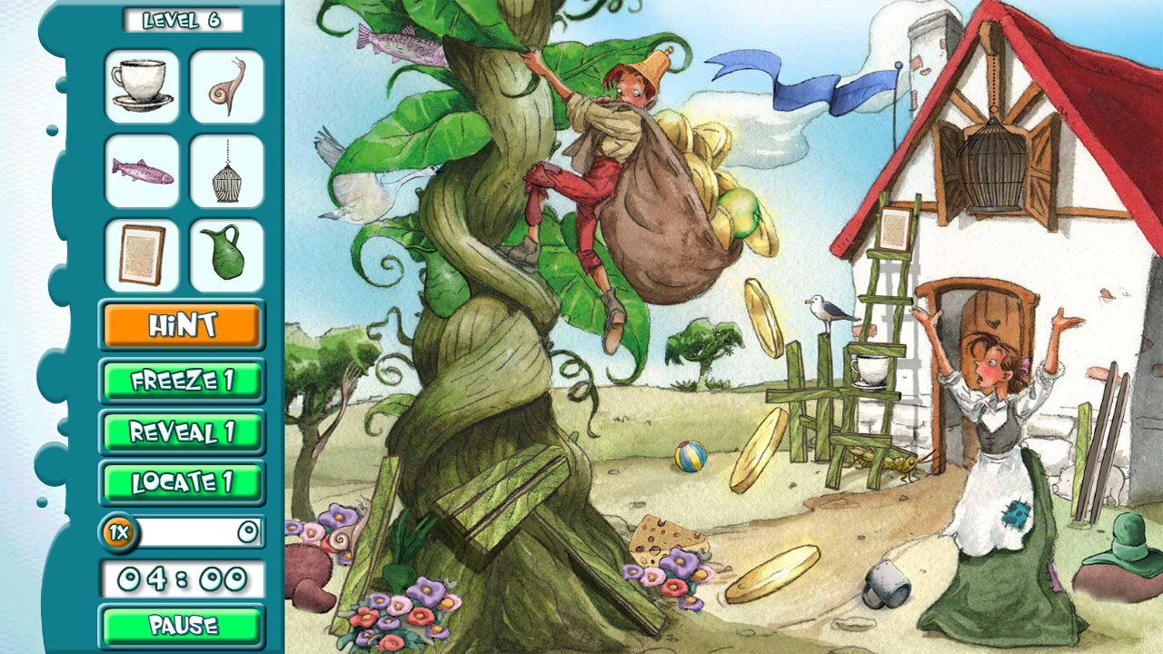 hidden object free beanstalk android apps on google play