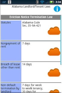 Landlord Tenant Laws Pro- screenshot thumbnail