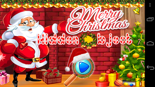 Merry Christmas Hidden Object