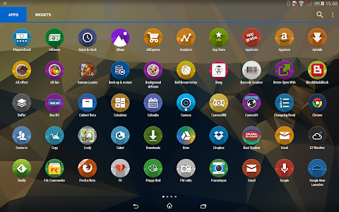 Dual Shadow - Icon Pack v1.0.1